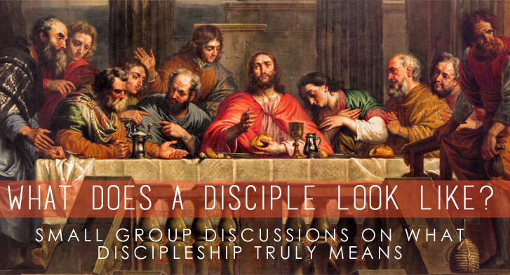 What does it mean to be a disciple essay