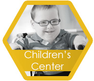 Children's Center hexagon