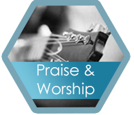 Praise & Worship hexagon