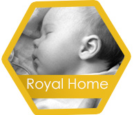 Royal Home hexagon