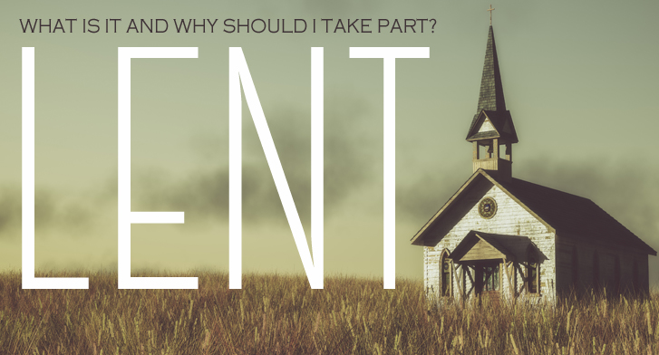 Discipleship Lent: What is it and why should I take part ...