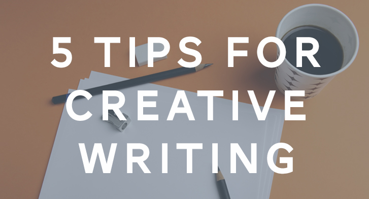 tips on creative writing for students Creative writing assignments require a tot of time, not only from the student but from the teacher as well, who must grade for content, grammar, spelling, and general tips try to encourage the young writer to see a picture in his mind of what he plans to write about let him close his eyes and describe the picture to you.