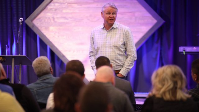 Pastor Bill Teaching