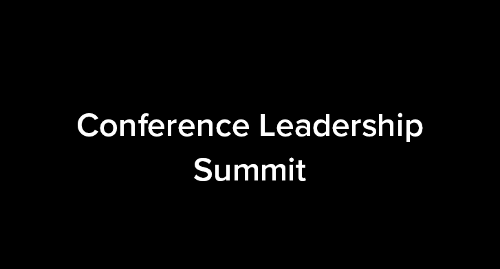 Conference Leadership Summit