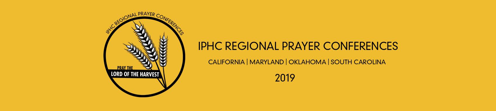 Regional Prayer Conferences