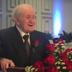 Rev. F.M. Spargo 100th Birthday Stanley PHC Sunday February 5 2017