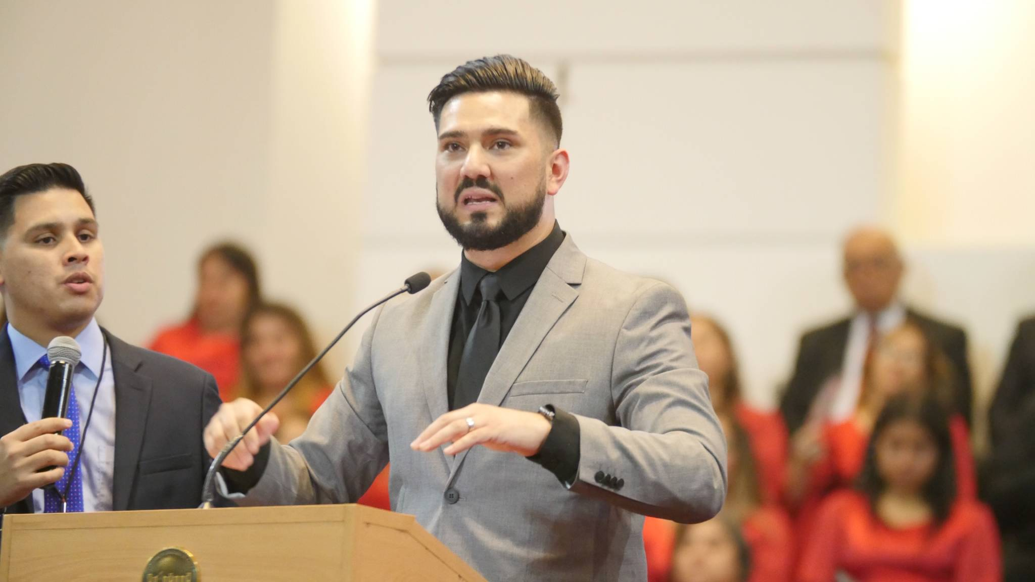 Rev. David Lopez