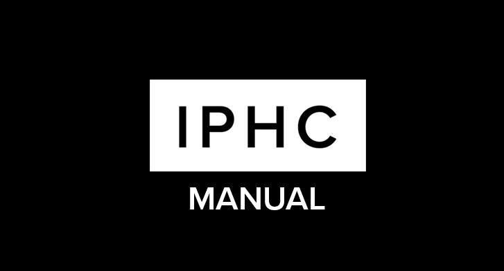 IPHC Manual