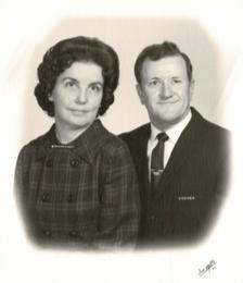 Rev. Spargo and Katherine