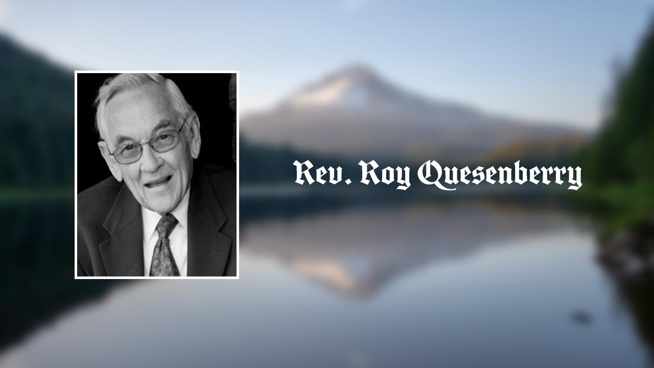 Rev Roy