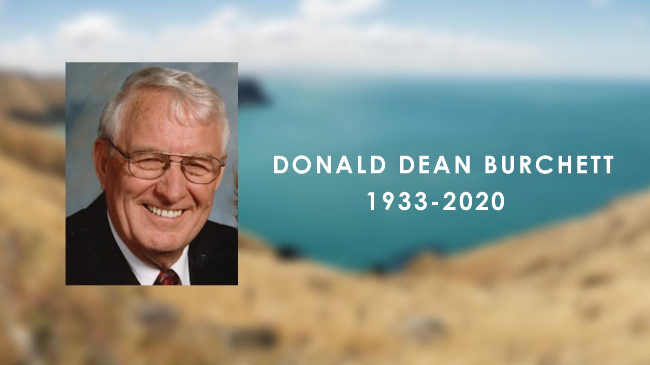 Donald Dean