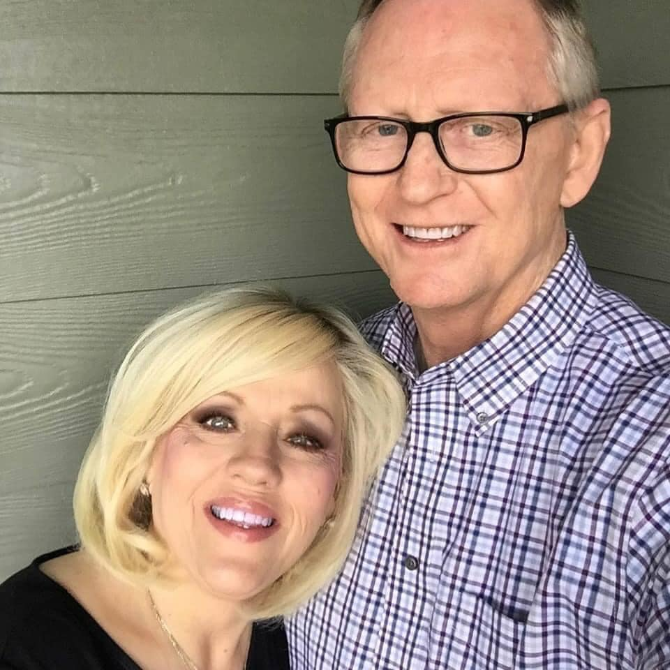 Photo of Bishop Mike Gray and his wife, Karen