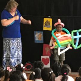 Children's Ministry in Ecuador