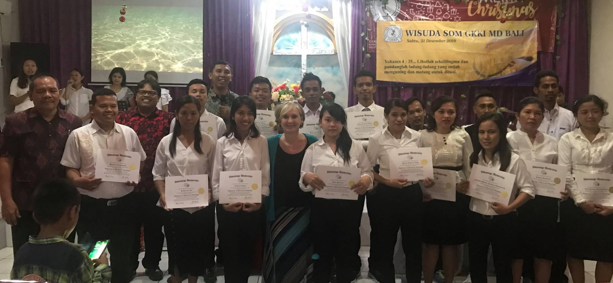 Srikakulum SOM Grads