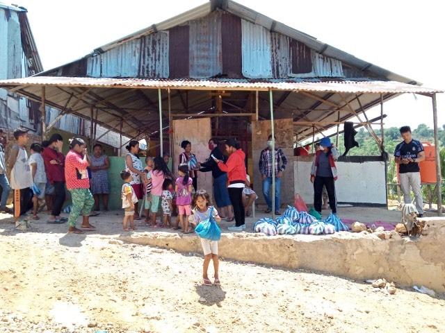 Indonesia Food Distribution