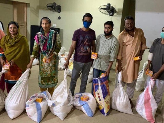 Pakistan Food Distribution