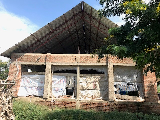 Mvumi church building
