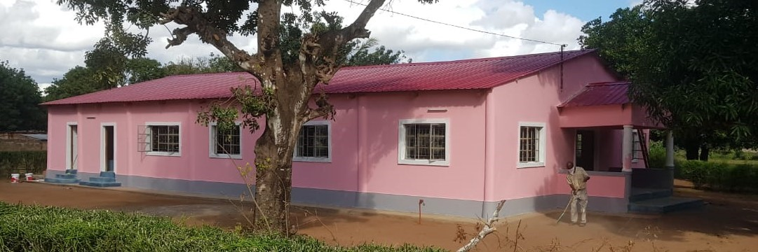 Manjacaze Mozambique Church Project
