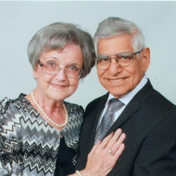 Judith and Ruben Perez