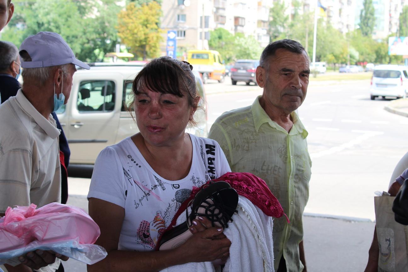 Ukraine Street Ministry