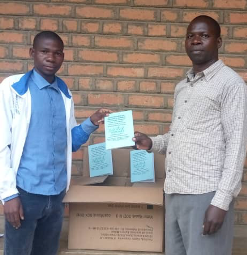 Booklets for Malawi