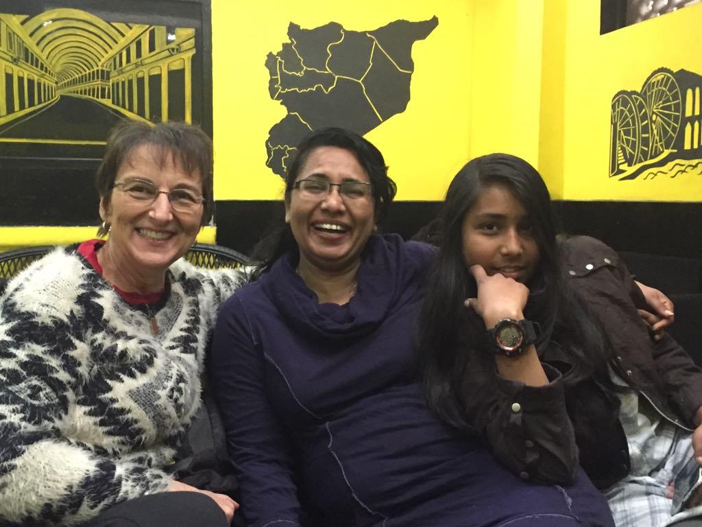Nadia, Shakina, & Judy