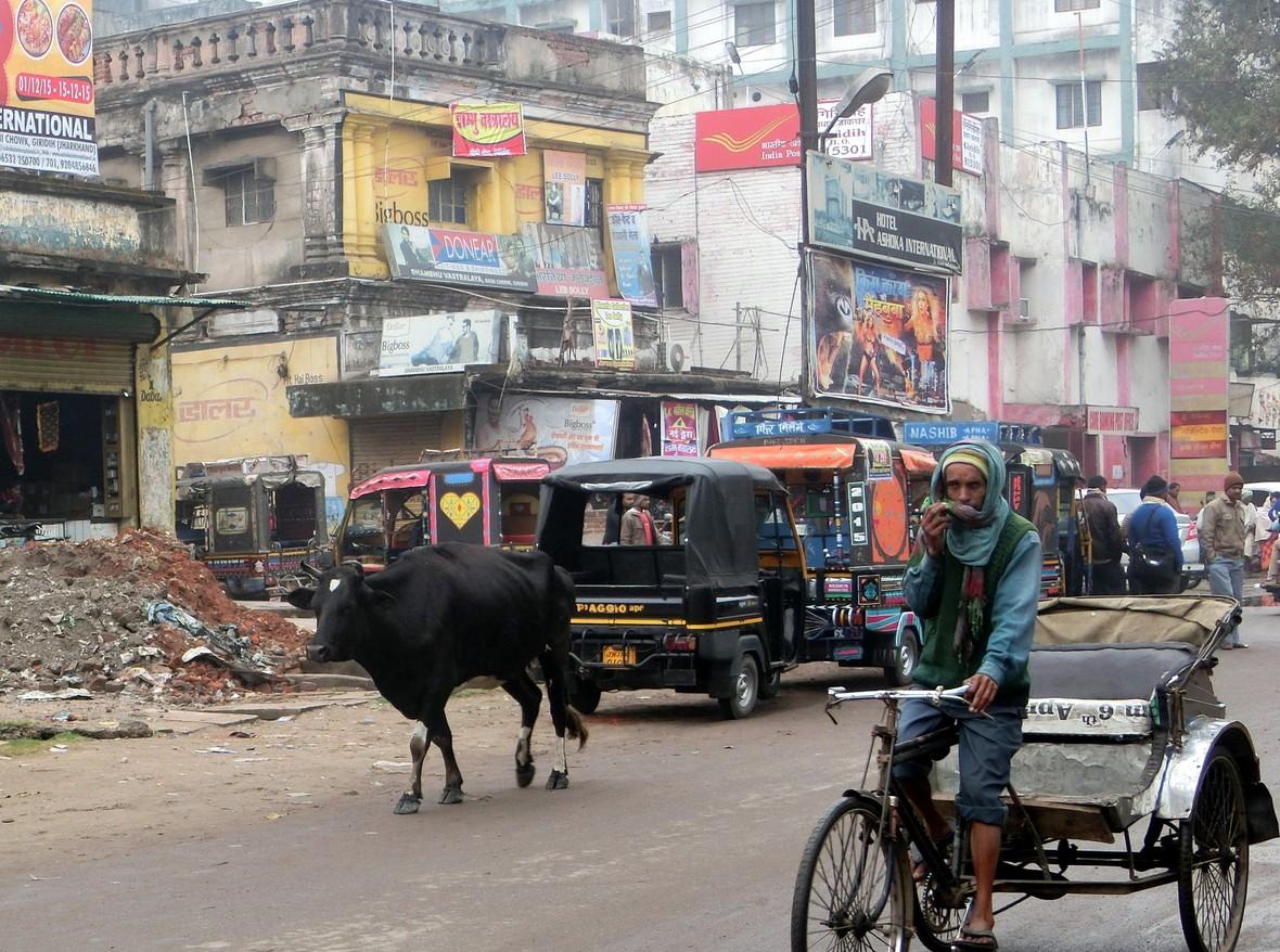 North India Street