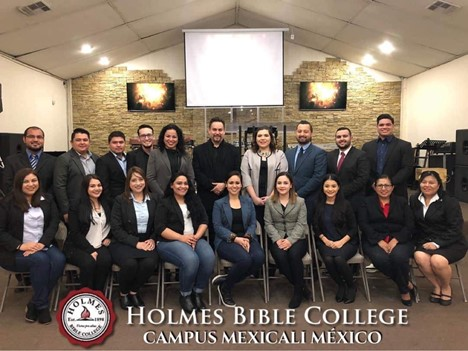 Holmes Bible College