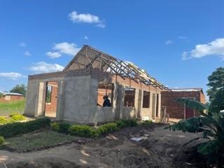 Miji Mwema Church Before