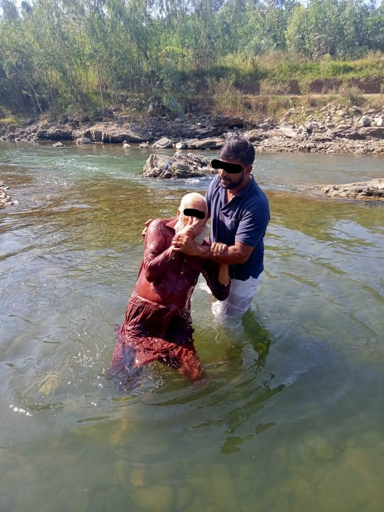 Pakistan Baptisms
