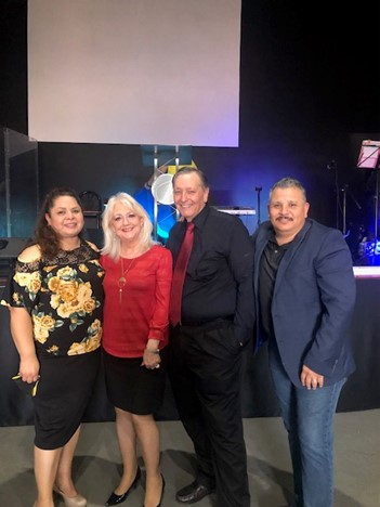 The Roys with Gulf of Mexico Pastors