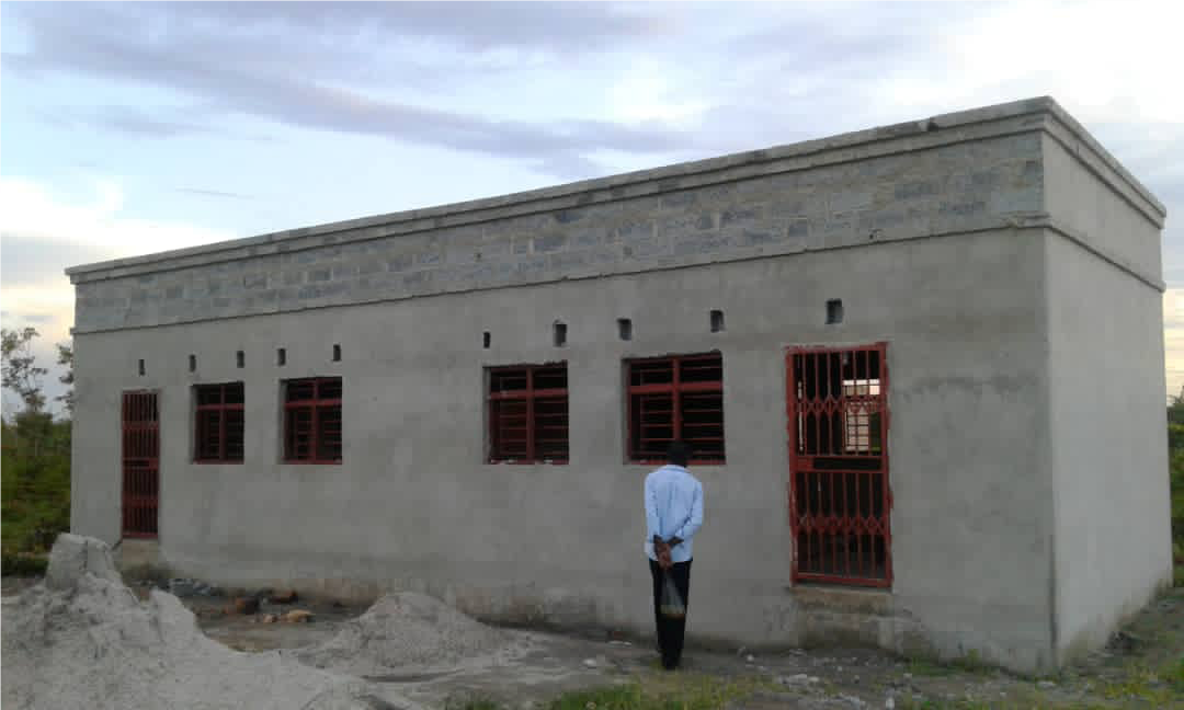 Zambia: Classrooms
