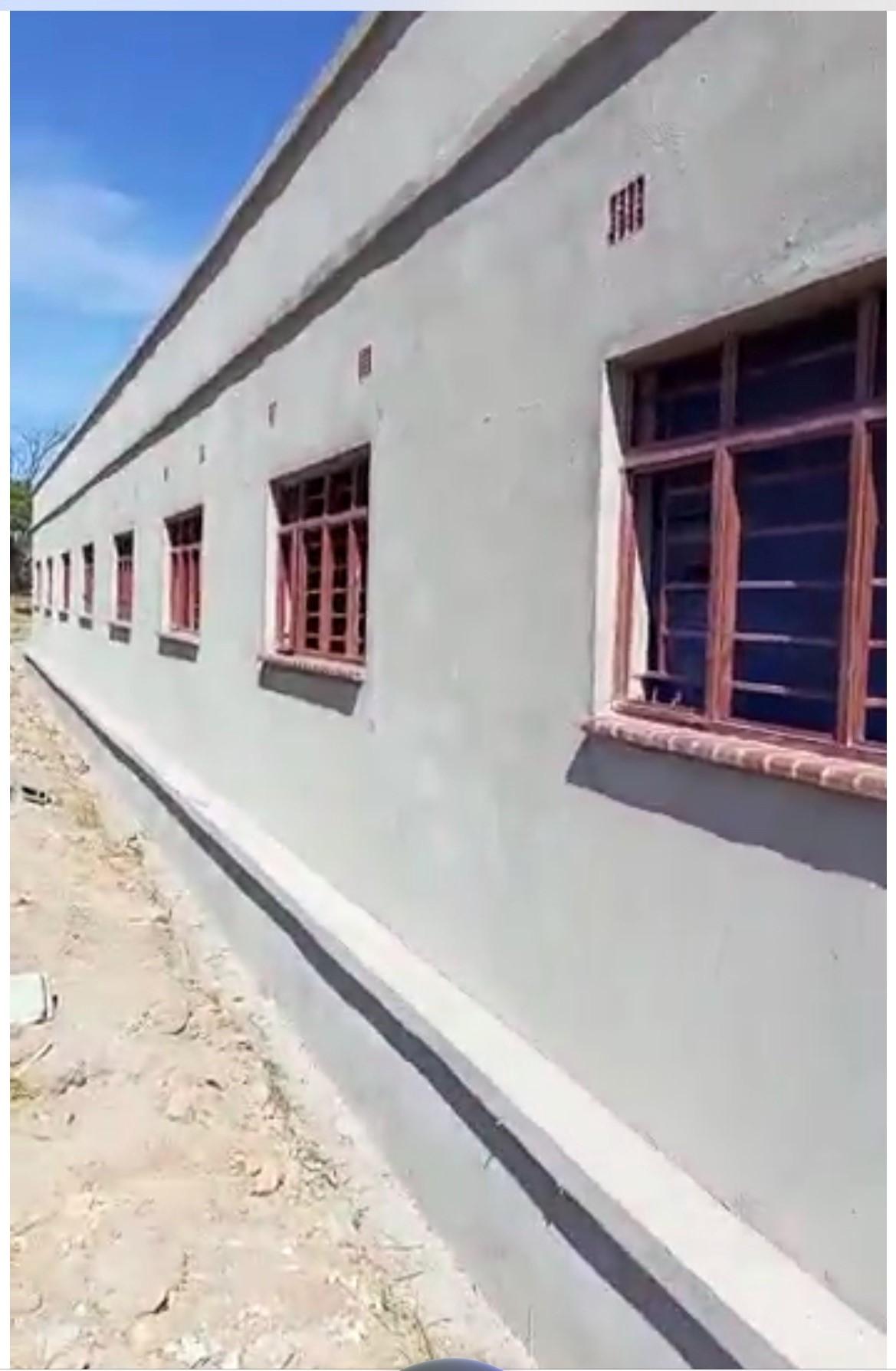 Zambia: Dormitory