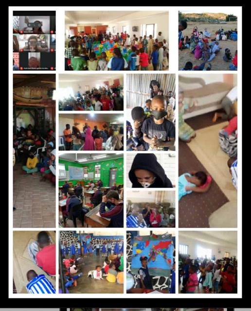 Prayer Day Activities
