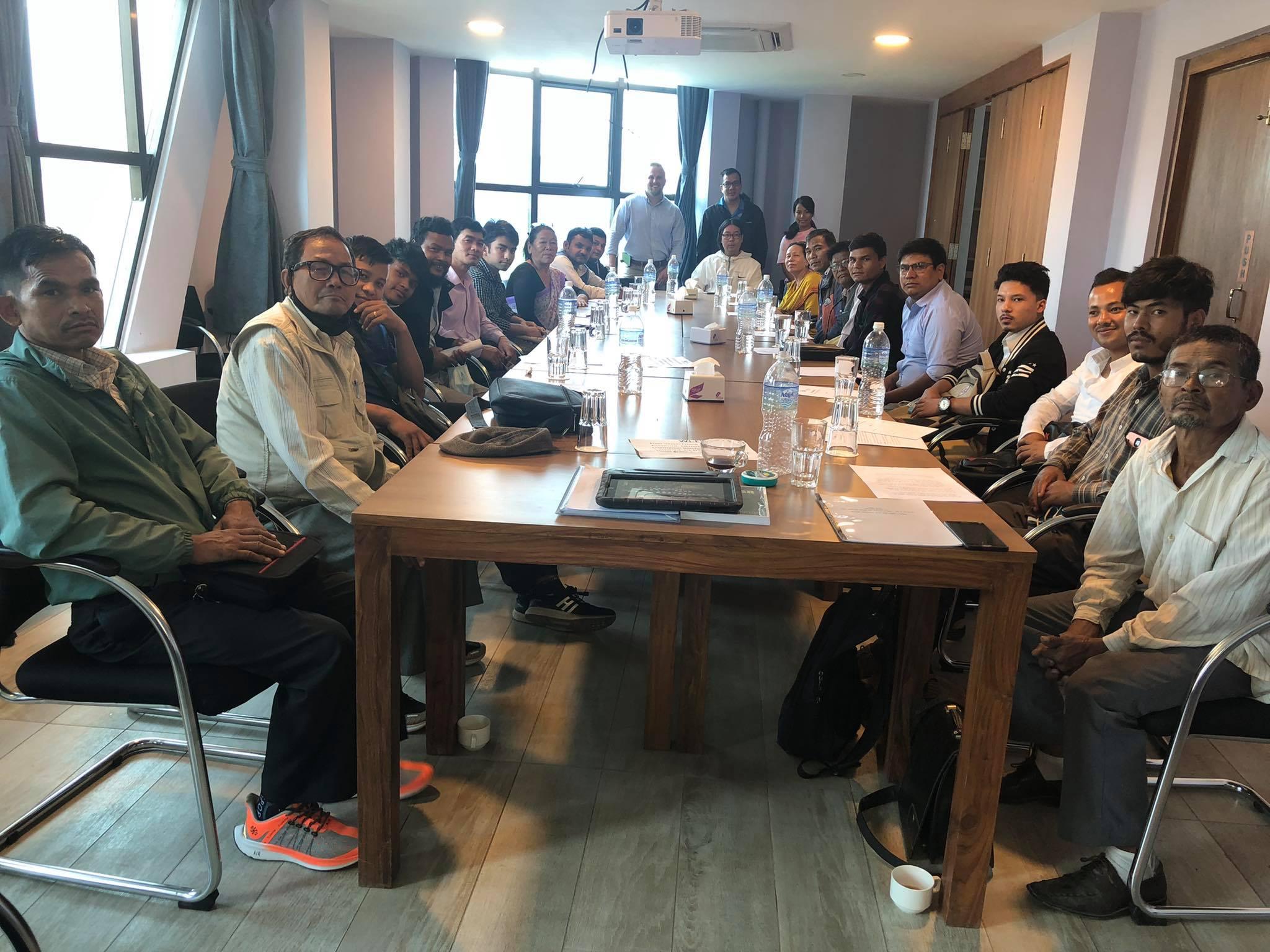 Nepal SOM First Class July 2021