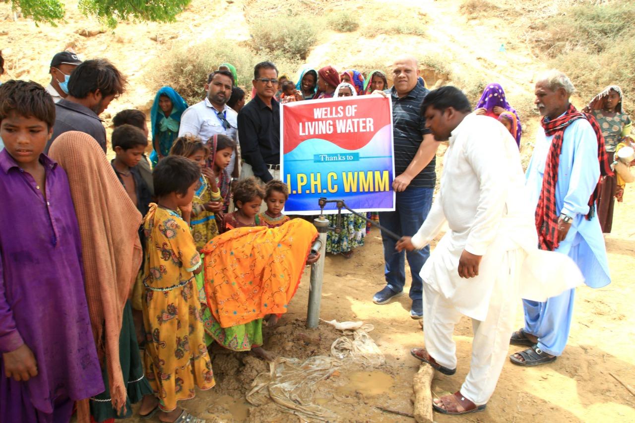 Pakistan Village Wells July 2021