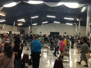 Worshiping Together in Mexico