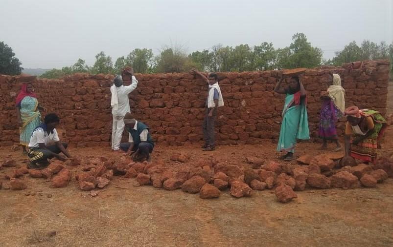 building a village church