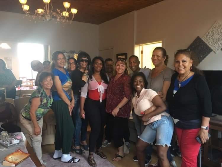 Women in Lulu's Ministry