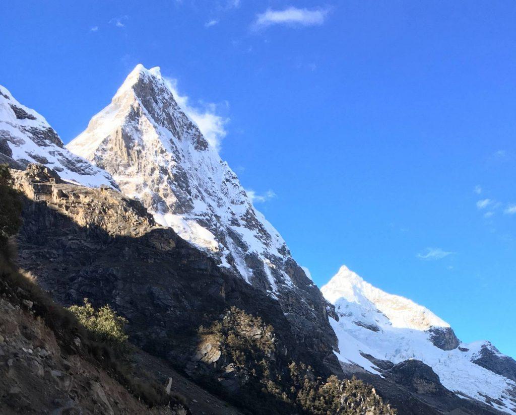 Andes Peaks