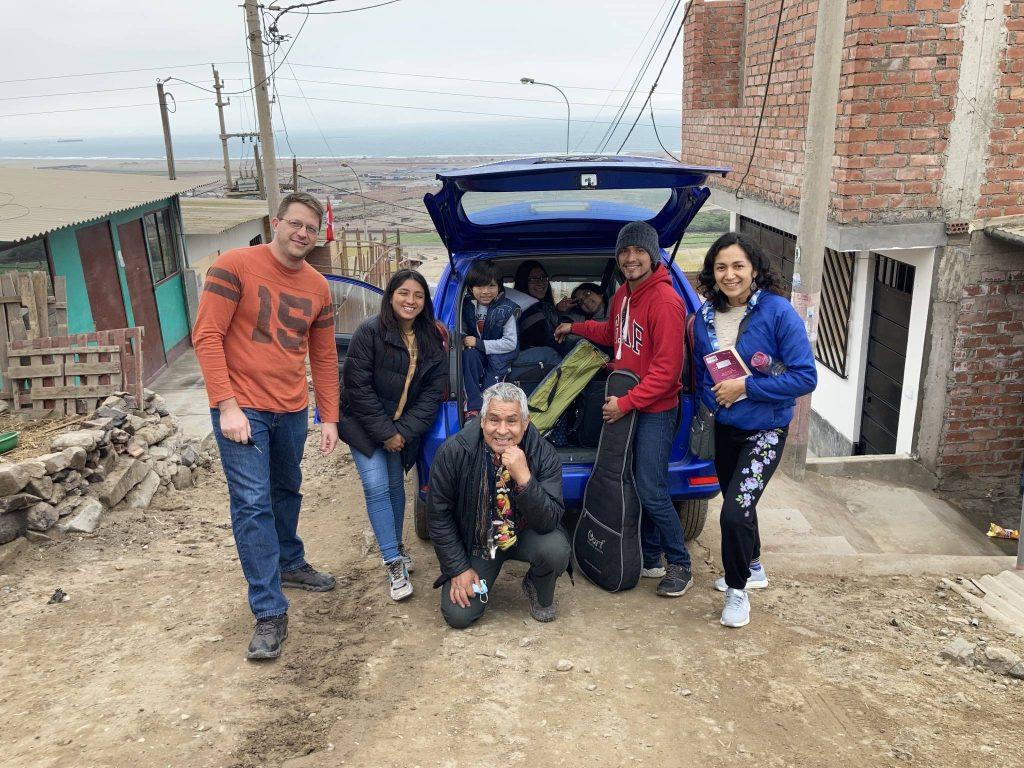 Distribution Team