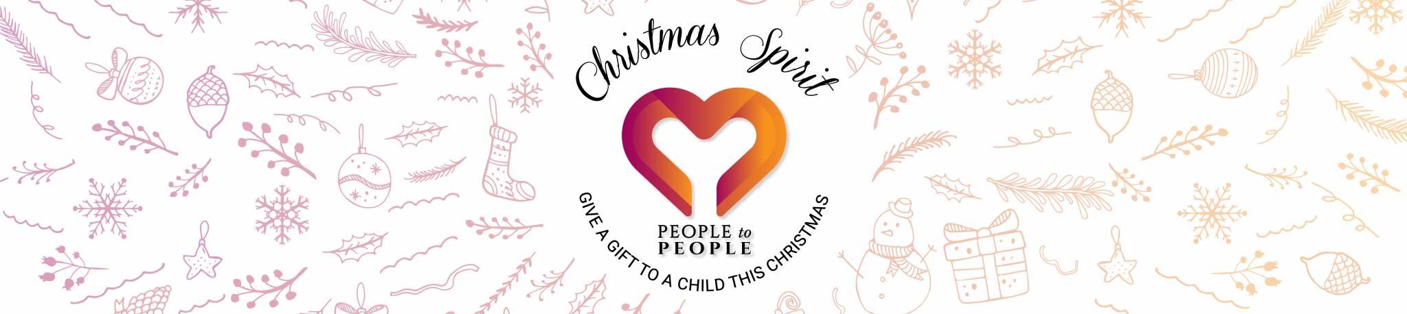 PTP Christmas Spirit Banner