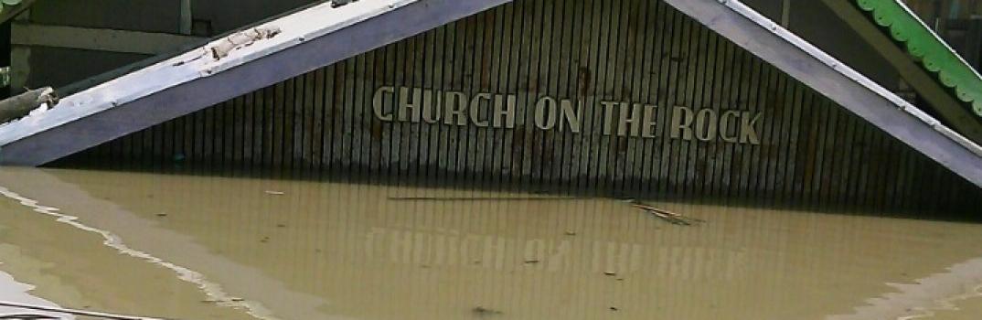 Floods and Landslides in Myanmar