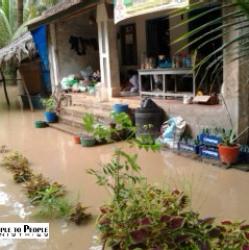 Facilitate Flood Relief in India