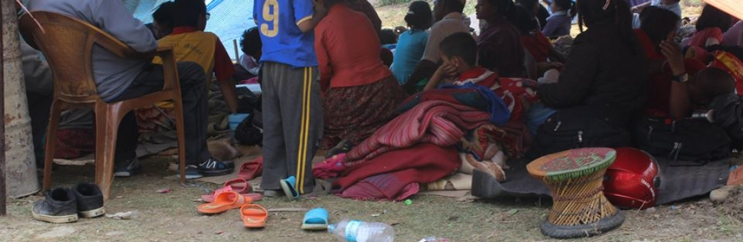 Help Victims of the Nepal Earthquake Today