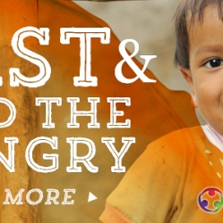 Fast Lent and Feed the Hungry Campaign