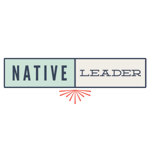 NATIVE LEADER Logo