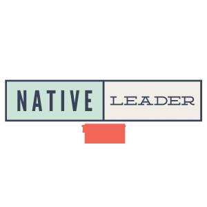 NATIVE LEADER Logo