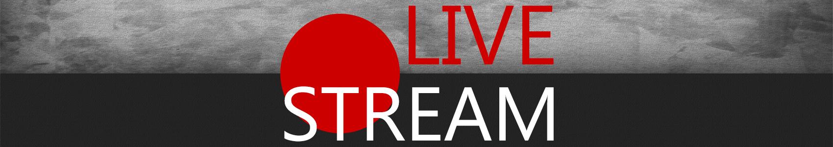 Live Stream Page Header