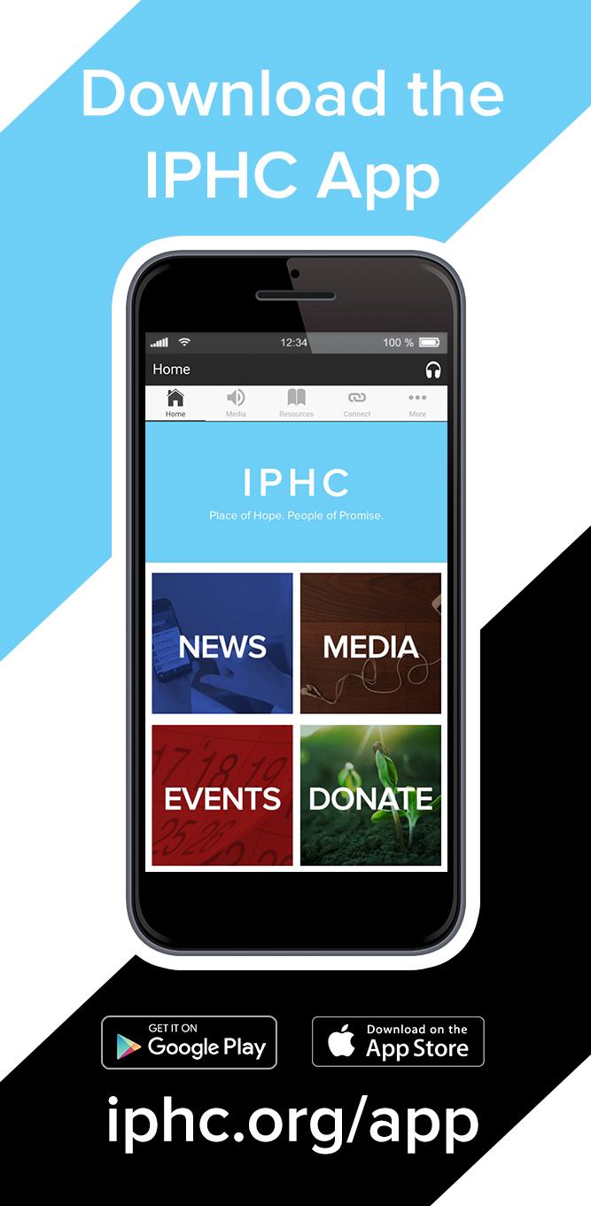 IPHC App Media Ad for Websites/Blogs